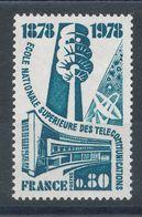 1984** Ecole Des Télécommunications - France