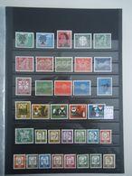 Allemagne Fédérale - 1960 à 1987 Années Complètes MNH Avec Séries Courantes Et Blocs - YT199 à 1178 - Collections (with Albums)