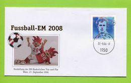Österreich   2006   /   FUSSBALL - EM 2008 - 1945-.... 2. Republik