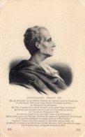 B67842 Célébrité -  Montesquieu - Célébrités