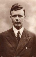 B67861 Cpa Célébrité - Lindbergh - Célébrités