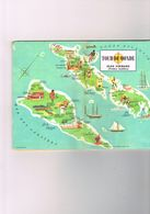 Revue Album - Tour Du Monde N°64 Iles Vierges (Petites Antilles) 0céan Atlantique Mer Des Caraïbes Avec Les 29 Images - Viajes