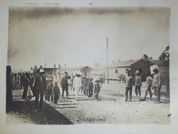 Fotografia - Guerra Libia - Colleggio Ebreo - 1912 Ca. - Guerre, Militaire