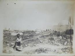 Fotografia - Guerra Libia - Cimitero Israelitico - 1912 Ca. - Guerre, Militaire