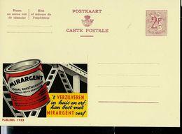 Publibel Neuve N° 1933  ( Peinture  Aluminium - MIRARGENT) - Publibels
