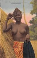 MALI Soudan Francais Afrique Occidentale Francaise Femme MALINKE 3 (scan Recto-verso) MA179 - Mali