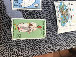 MAROCCO COSTUMI TRADIZIONALI 1 VALORE - Africa (Varia)