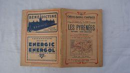Cartes Guides Campbell N°13 Les Pyrénées (Bayonne-Saint Sebastien) - Turismo