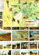 Revue Album - Tour Du Monde N°63 Kenya Et Ouganda Avec Les 29 Images Produit & Richesse Tribus Animaux Cyanite... - Viajes