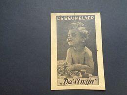 Origineel Knipsel ( 4258 ) Uit Tijdschrift :  Reclame  Publicité   Biscuit De Beukelaer - Altri