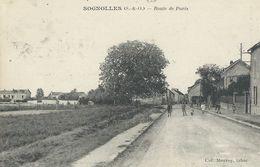 Sognolles  Route De Paris - Autres Communes