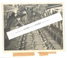 Photo ORIGINALE - Guerre 40/45 - Ravitaillement En Essence Par Les Airs Pour Le 3e Armée Américaine - US - 1939-45