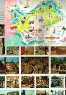 Revue Album - Tour Du Monde N°62 Indochine Sud & Nord Viet-Nam Cambodge Laos Thaïlande Avec Les 29 Images - Viajes