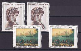TIMBRE FRANCE/    N° 2210/2211    NEUF SANS CHARNIERE COTE 9 EURO - Autres