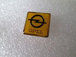 PIN'S     LOGO   OPEL - Opel