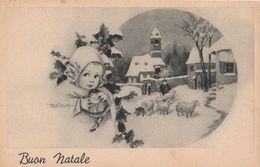 Cartolina - Postcard /  Non Viaggiata - Unsent /   Buon Natale - Kerstmis