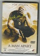 """{42438} DVD """" A Man Apart """" ; Van Diesel , Larenz Tate - Policiers"""