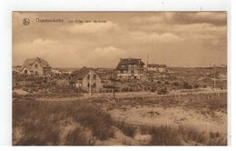 Oostduinkerke   Les Villas Dans Les Dunes 1929 - Koksijde