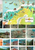 Revue Album - Tour Du Monde N°61 Norvège Avec Les 29 Images Bateaux Construction Navale Pêche Lapons - Viajes