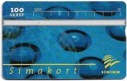 Iceland - Siminn (L&G) - Siminn Call Center - 807A - 100U, 1998, 15.000ex, Used - Islandia