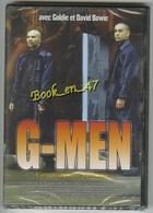 """{42437} DVD """" G - Men """" ; Goldie , David Bowie - Policiers"""