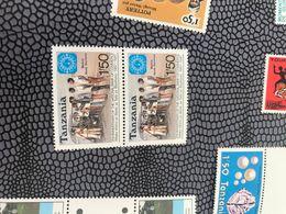 TANZANIA NAZIONI ONU 1 VALORE - Africa (Varia)