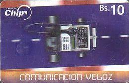 Bolivien - Bolivia C20 - Chip - Comunicacion Veloz - Bolivie