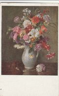 Cartolina - Postcard /  Non Viaggiata - Unsent /  Vaso Con Fiori - Bloemen