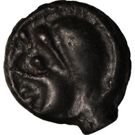 Monnaie, Sénons, Potin, Sens, TTB, Potin, Delestrée:2646 - Galle