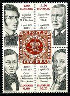 Dinamarca Nº 1274/7 (unidos) Nuevo Cat.12€ - Unused Stamps