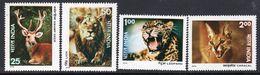 India 1976 Wildlife Set Of 4, MNH, SG 825/8 (D) - Neufs