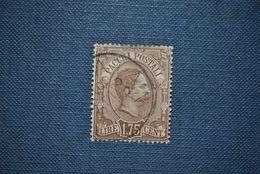 Italie 1884 Colis Postaux Y&T 6 Papier Sale - 1878-00 Umberto I
