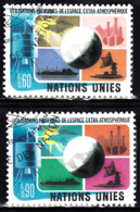 Nations Unies Genève  46 à 47 ° - Office De Genève