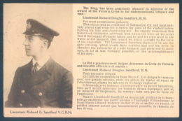 Lieutenant Richard D. Sandford Zeebrugge - Zeebrugge