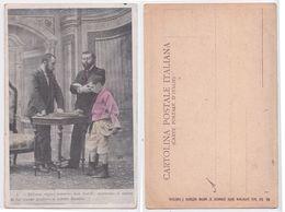 """Educazione Infantile Nm.56 - Insegnamento """"far Mettere Giudizio A Questo Disutile"""", Ante 1906 - School"""