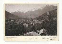 Meran - Kartonfoto - 1896 - 16x11cm - Merano