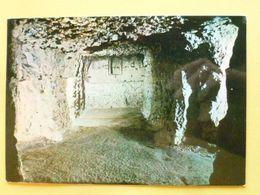 V10-div--dep-80-somme-grottes De Naours- La Chapelle Centrale-- - Naours