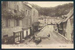 19 BORT Le Pont Et Le Faubourg - Zonder Classificatie