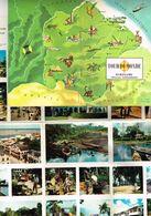 Revue Album - Tour Du Monde N°59 Suriname (Guyane Holandaise) Faune éxotique Tribus Indien Paramaribo Avec Ses 29 Images - Viajes