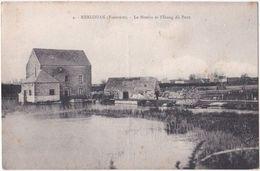 29. KERLOUAN. Le Moulin Et L'Etang Du Pont. 4 - Kerlouan
