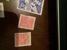 BRASILE IL LAVORO 1 VALORE - Postzegels