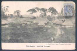 SIERRA LEONE Panguma - Sierra Leona