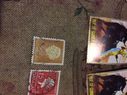 OLANDA REGINA MARRONCINO 1 VALORE - Postzegels
