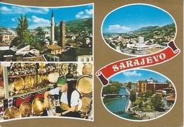 Postcard RA013071 - Bosnia (Bosna Hercegovina) Sarajevo - Bosnia Y Herzegovina