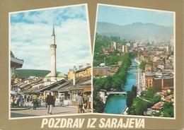 Postcard RA013072 - Bosnia (Bosna Hercegovina) Sarajevo - Bosnia Y Herzegovina