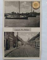 Lassan, Kr. Anklam, Langestraße, 1951 - Anklam