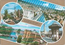 Postcard RA013073 - Bosnia (Bosna Hercegovina) Sarajevo - Bosnia Y Herzegovina