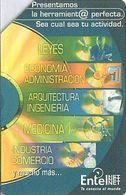 Bolivien - Bolivia - Entel - Urmet 32 - Entelnet 7 - 375.000 - Bolivie