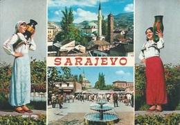 Postcard RA013076 - Bosnia (Bosna Hercegovina) Sarajevo - Bosnia Y Herzegovina
