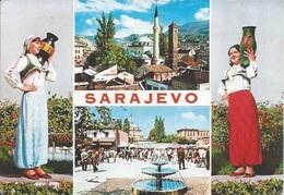 Postcard RA013077 - Bosnia (Bosna Hercegovina) Sarajevo - Bosnia Y Herzegovina